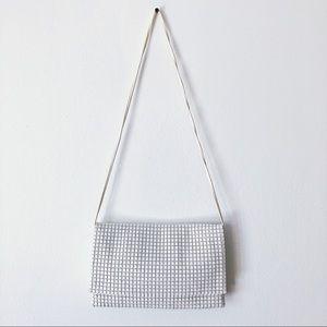 WHITE TILE Vintage Shoulder Bag